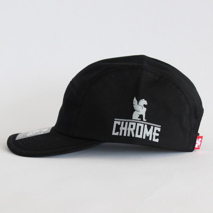 CHROME (クローム) STARTER JET CAP (ストリートジェットキャップ) BLACK