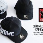 CHROME (クローム) STARTER キャップコレクション