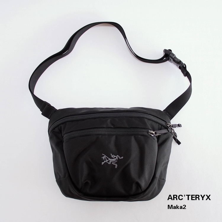 ARC'TERYX(アークテリクス)Maka 2(マカ2) Black