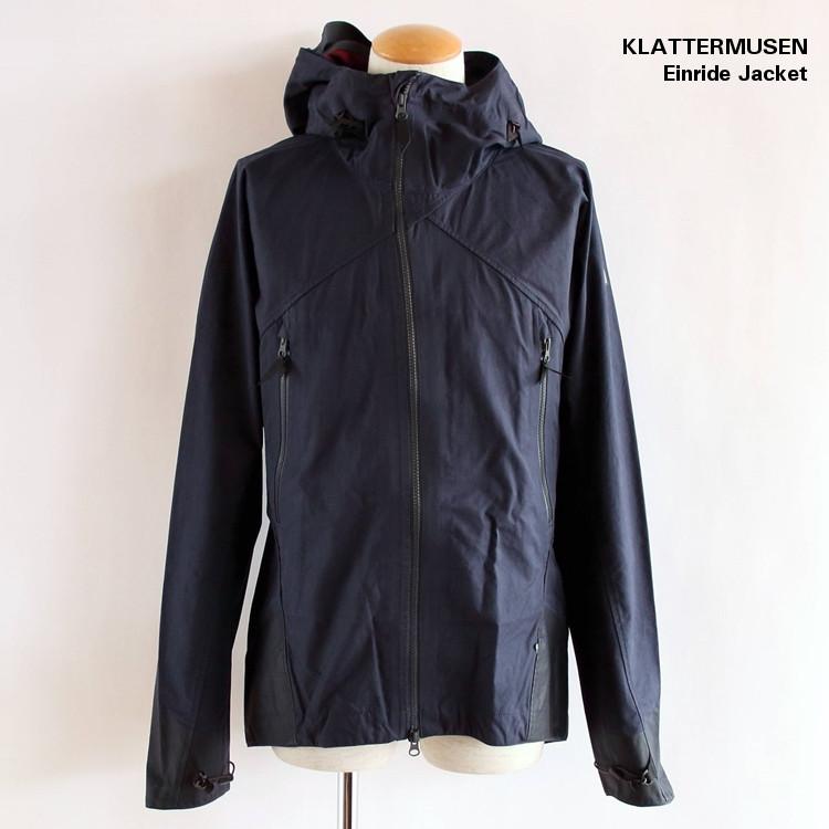 KLATTERMUSEN(クレッタルムーセン)Einride Jacket (エイナリーダ ジャケット)