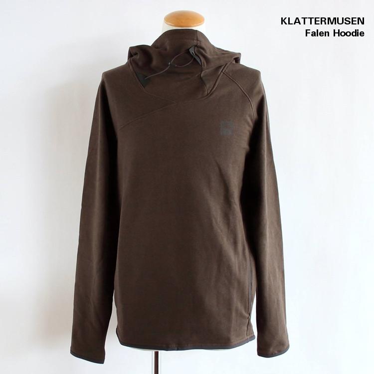 KLATTERMUSEN(クレッタルムーセン)KLATTERMUSEN (クレッタルムーセン) Falen Hoodie (ファーレン フーディ)