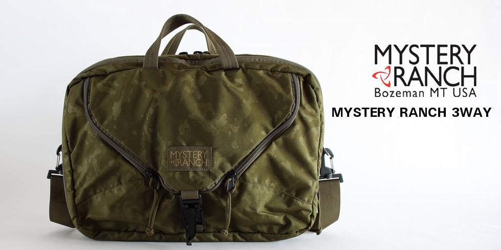 MYSTERY RANCH(ミステリーランチ)3-Way (スリーウェイ)
