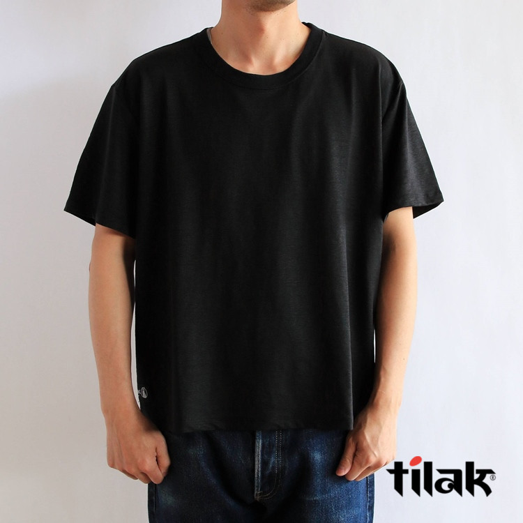 tilak(ティラック)POUTNIK MONK Tee (ポートニック モンクT)
