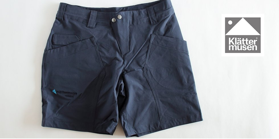 KLATTERMUSEN(クレッタルムーセン)Vanadis Shorts (ヴァナディス ショーツ)