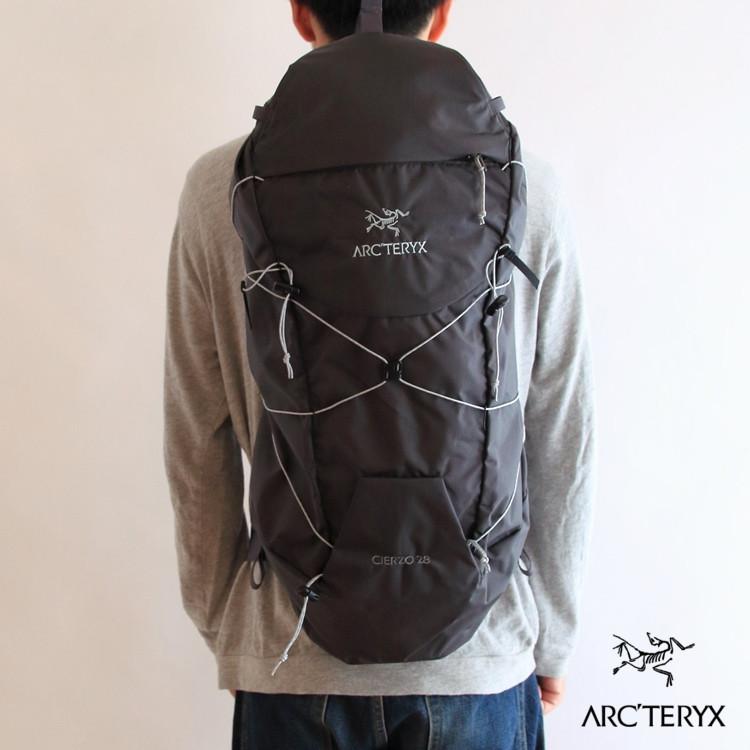 ARC'TERYX(アークテリクス)Cierzo (シエルゾ) 28L