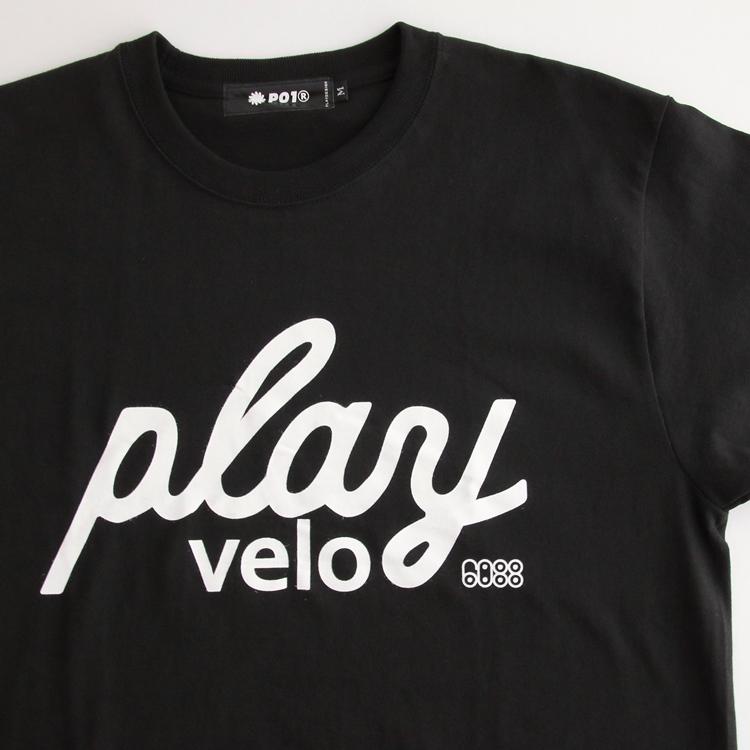 PLAYDESIGN (プレイデザイン)PLAY VELO TEE(プレイベロティー)