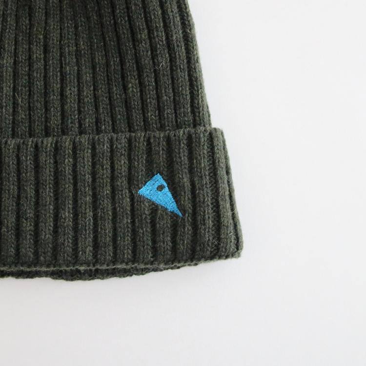 KLATTERMUSEN(クレッタルムーセン)Barre Ribbed Cap(バーレー リベッド キャップ)