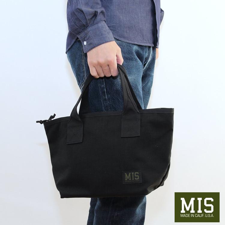 MIS(エムアイエス)MINI TOTE BAG(ミニトートバック)