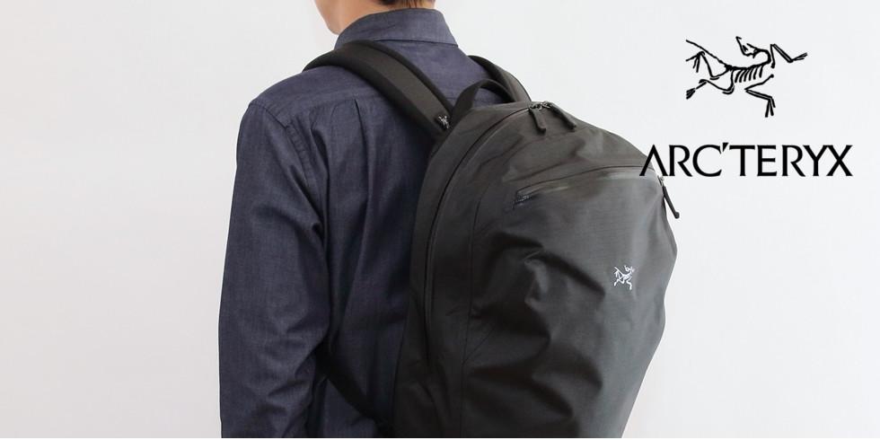 ARC'TERYX(アークテリクス)Granville Zip 16 Backpack(グランヴィルジップ16バックパック)