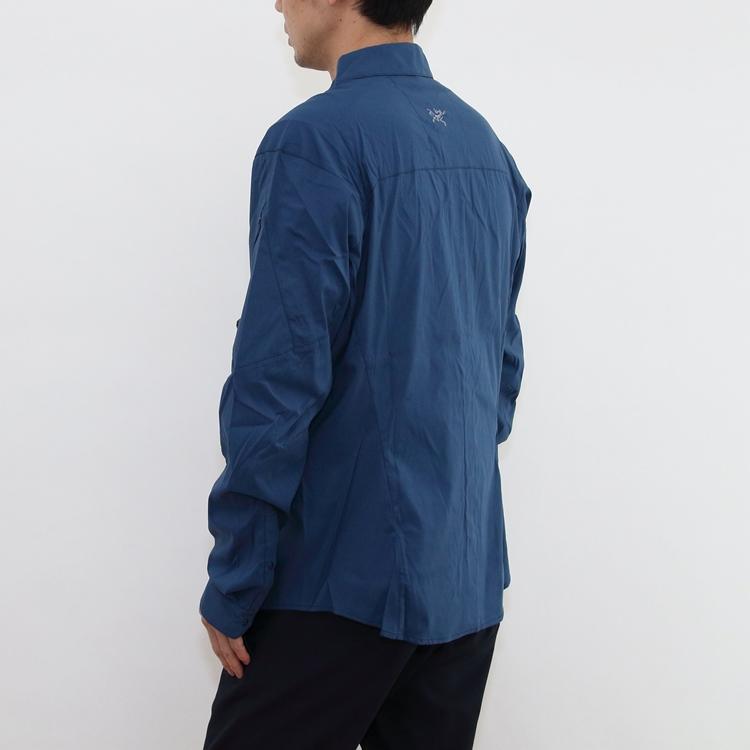 ARC'TERYX(アークテリクス)Elaho LS Shirt(イラオ LSシャツ)