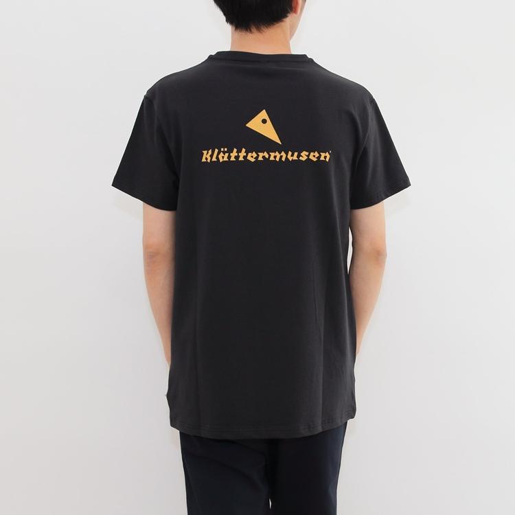 KLATTERMUSEN(クレッタルムーセン)Runa Statement SS Tee Mens