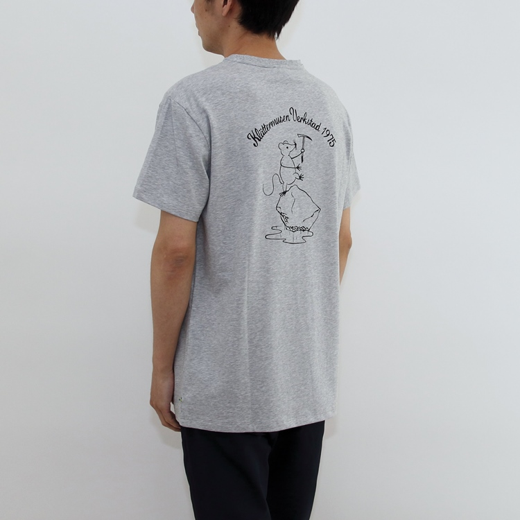 KLATTERMUSEN(クレッタルムーセン)Runa Workshop SS Tee Mens