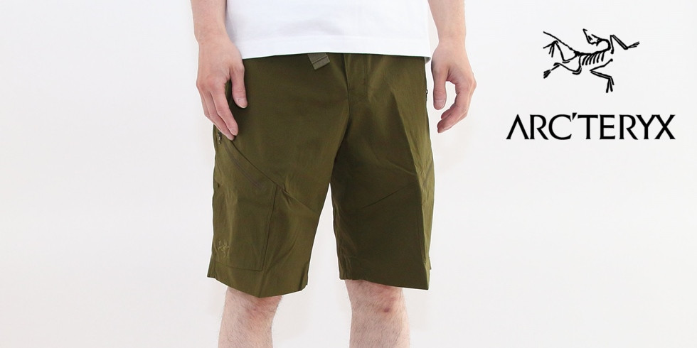 ARC'TERYX(アークテリクス)Palisade Short(パリセードショーツ)