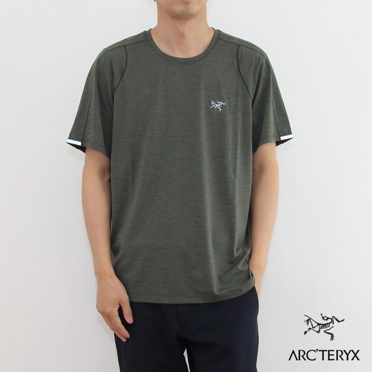 ARC'TERYX(アークテリクス)Cormac Crew SS(コーマッククルーネックシャツ)