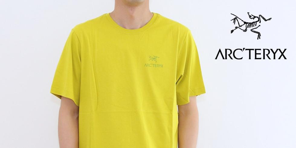 ARC'TERYX(アークテリクス)Emblem T-Shirt SS(エンブレムTシャツ)