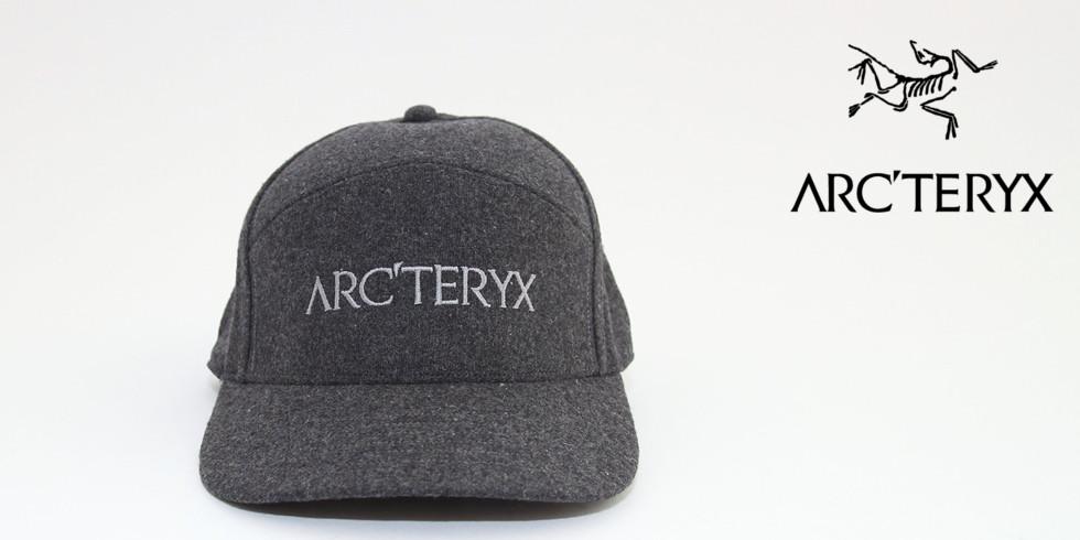 ARC'TERYX(アークテリクス)7 Panel Wool Ball Cap(7パネルウールボールキャップ )