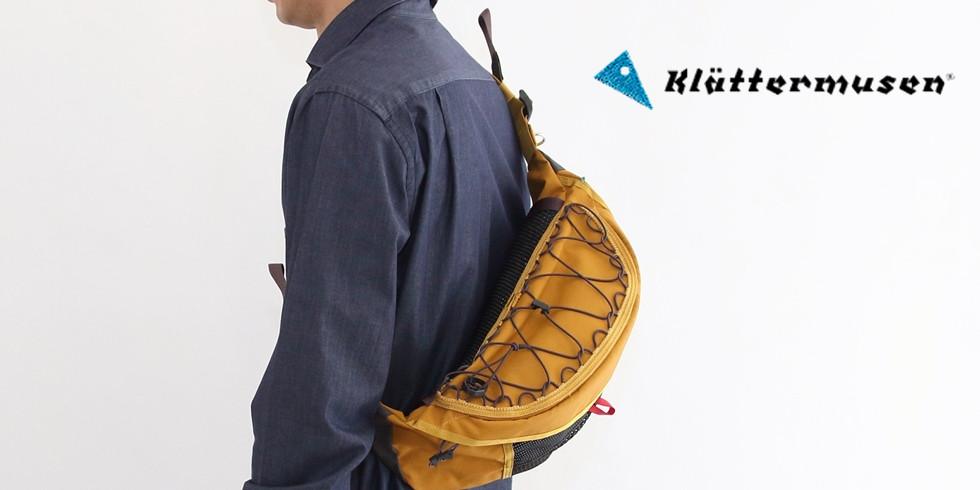 KLATTERMUSEN(クレッタルムーセン)FIMMAFANG4.0 Lumbarpack(フィマファング4.0)