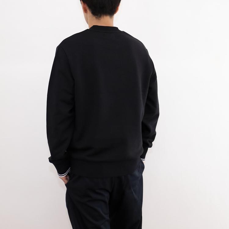 FREDPERRY(フレッドペリー)Crew Neck Sweatshirt(クルーネックスウェットシャツ)