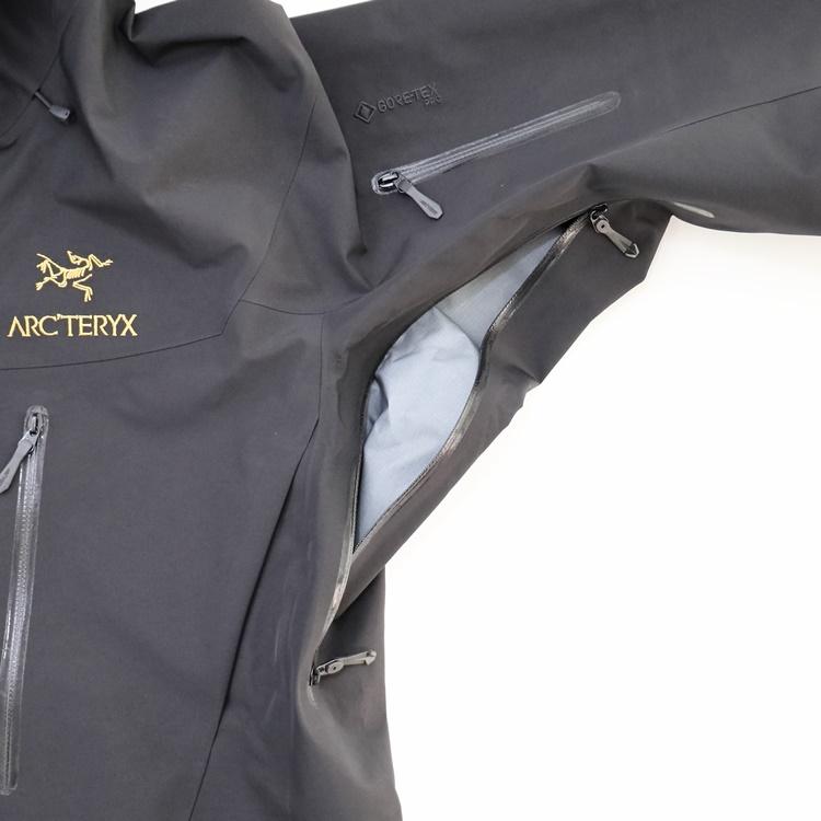 ARC'TERYX(アークテリクス)Alpha SV Jacket(アルファSVジャケット)