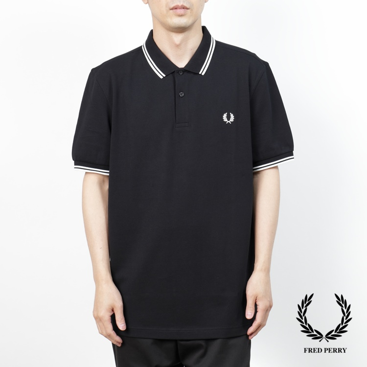 FREDPERRY(フレッドペリー)M3600 Twin Tipped Fred Perry