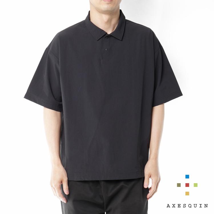 AXESQUIN(アクシーズクイン)TECH POLO(テックポロ)