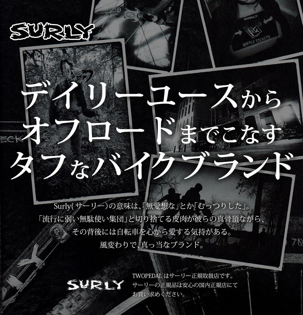 SURLY (サーリー)